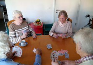 Kartenspiel am Donnerstag